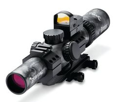 BURRIS Skull-TAC 1-4x24mm with Ballistic CQ Reticle includes FastFire III and 30mm AR-P.E.P.R. Mount