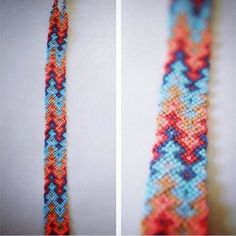 Photo of #1594 by keiko44 - friendship-bracelets.net