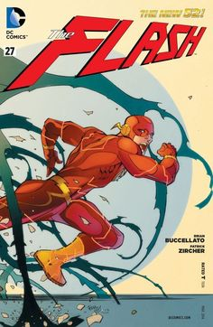 The Flash (2011) #27 #DC #New52 #TheFlash (Cover Artist: Pasqual Ferry) Release Date: 1/29/2014