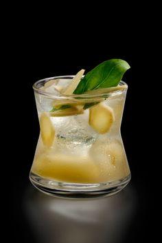 MatToni by Peter Pravotiak - Mattoni Grand Drink 2011 #drink #cocktail #design #mattoniwater #bar #lime #ginger