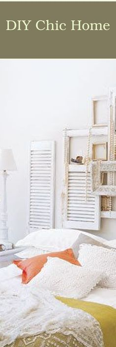 Shoddy stylish is a style of interior decoration where furniture and home furnishings are either selected for ... #shabbychicindo #shabbyroom #shabbyc... Shabby Chic Room Decor, Shabby Chic Bedroom Furniture, Shabby Chic Bedrooms, Bedroom Decor, White Washed Furniture, Hanging Rail, Country Chic, Bedroom Sets, Home Furnishings