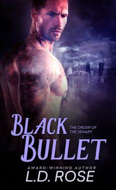 Black Bullet Tour, Excerpt & Giveaway!