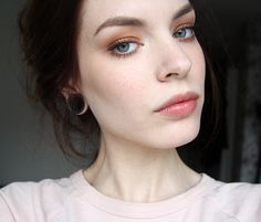 Killer Colours, Viola Holmgren: Coppery eyes with Yves rocher cuivre shadow