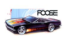 Chip Foose, Foose Design