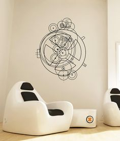 Wall Art Decals For Fill The Blank Spaces — Home Design Inspirations