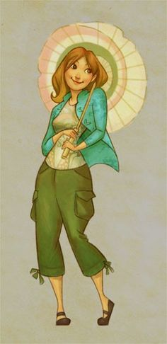 Kaylee #Firefly ... role model? Yes!