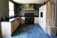 houten keuken op maat met een warme en knusse uitstraling