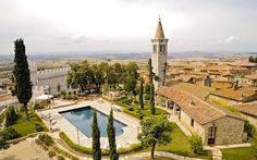 Castello delle Serre - Serre di Rapolano #Toscana