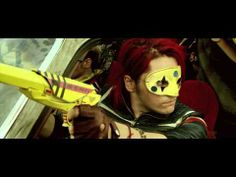 """My Chemical Romance - """"Na Na Na"""" (Official Music Video)   a damn cool video.  i started liking my kids; mustic, thank my daughter for this one. : ))"""