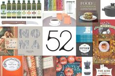 Food52 is a great source of fantastic recipes and gorgeous pics.