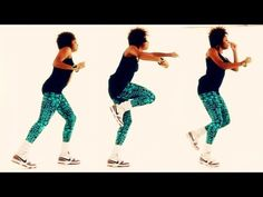 How to Do the Running Man | Hip-Hop Dancing - YouTube