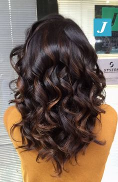 Coffee Shades _ Degradé Joelle #cdj #degradejoelle #tagliopuntearia #degradé #igers #musthave #hair #hairstyle #haircolour #longhair #ootd #hairfashion #madeinitaly #wellastudionyc