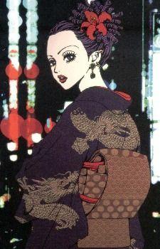 Nana Osaki - NANA,Anime