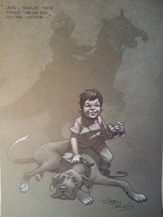 Art by Craig Davison.