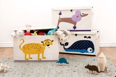 3 sprouts toy chest available at FormAdore.com
