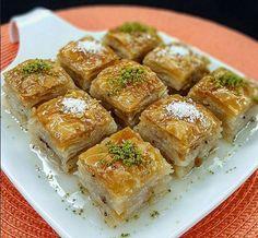 Bayramda ve ya ramazan aylarında misafirlerinize Sütlü Nuriyeden yapıp ikramda bulunabilirsiniz.