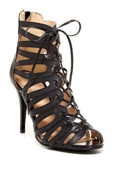Determined High Heeled Sandal