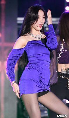 Red Velvet Joy, Red Velvet Irene, Momo Hot, Beautiful Young Lady, Pretty Anime Girl, Black Stockings, Girl Day, Material Girls, Asian Woman