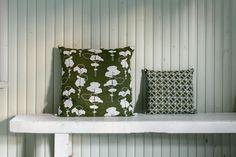 Aapiste - Design by Riikka Kaartilanmäki Cushions, Collections, Throw Pillows, Design, Toss Pillows, Toss Pillows, Pillows, Decorative Pillows, Decor Pillows