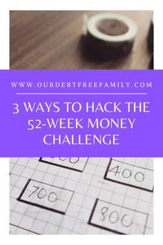 The money challenge helps you improve your finances by saving money over the span of a year. Here is how to hack the money challenge to help you reach your financial goals. 52 Week Money Challenge, Wedding Dress Types, Internet Money, Financial Goals, Debt Free, All About Eyes, Saving Money, Improve Yourself, How To Make Money