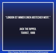 - Jack The Ripper