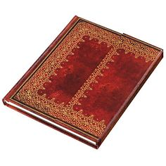 Buy Paperblanks Notebook, Foiled Old Leather Wrap, Midi Online at johnlewis.com