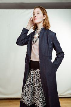 Un outfit primaverile, un delicato mix di colori, pronti per adattarsi ai cambiamenti climatici improvvisi, con stile.