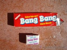 Chicles Bang Bang