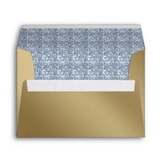 Faux Gold Foil & Faux Glitter Silver Envelope Floral Wedding Envelopes, Wedding Invitation Envelopes, 5x7 Envelopes, Addressing Envelopes, Gold Calligraphy, Wedding Calligraphy, Blush And Gold, Rose Gold Glitter, Blue Wedding