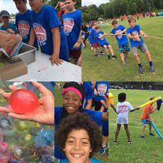 Field Day is in full swing. Lots of smiles today. #fieldday2018 #endofyear #learningatlpe