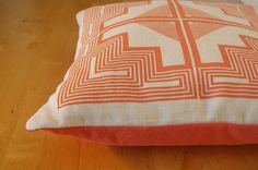 navajo quilt pillow