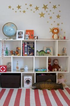 Kids bedroom styled by Kirsten Grove for @hayneedle.com