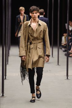 Dries Van Noten MEN | Paris | Verão 2015 RTW
