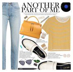 Untitled #1948 by anarita11 on Polyvore featuring polyvore, fashion, style, Monki, Yves Saint Laurent, Nine West, Jil Sander, Kimberly McDonald, NARS Cosmetics, Nearly Natural, Kate Spade and clothing