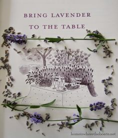 Lavender in Cooking | Improving Your Herb Know-How ~ Joanie Lapic