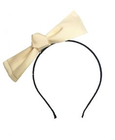 Oh to be young again Outlet SAS Large ...! Available now http://shopsweetassugar.com/products/sas-large-cream-bow-headband?utm_campaign=social_autopilot&utm_source=pin&utm_medium=pin.