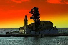 GREECE CHANNEL | Vlacherna monestary  corfu