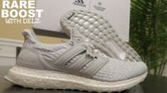 competitive price bac10 1118d REIGNING CHAMP ADIDAS ULTRABOOST SNEAKER UNBOXING REVIEW WITH DJ DELZ