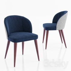 3d models: Chair - Martin Collection 02