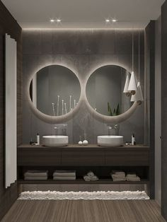 Home Decor Tips Love these mirrors lighting and vanity. I want to replace my current master bathroom items with these.Home Decor Tips Love these mirrors lighting and vanity. I want to replace my current master bathroom items with these. Diy Bathroom, Bathroom Layout, Bathroom Ideas, Bathroom Organization, Remodel Bathroom, Bathroom Renovations, Bathtub Ideas, Tile Layout, Bathroom Mirrors