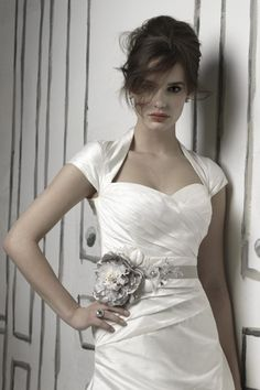 I would never look this sad, but I love the dress!