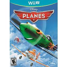 #DisneyPlanes for Nintendo Wii U
