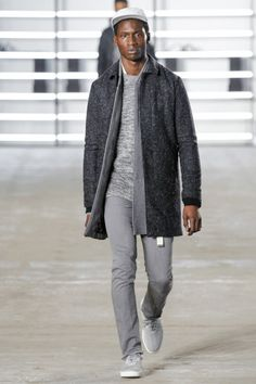 Very sporty, but still sophisticated and polished, John Elliot showed us how you…