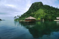 Remote island vacation - Isolated Resort in Waterhouse
