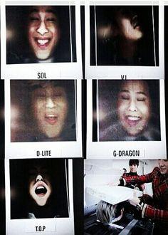 Hahhahahahaha Big bang!!!