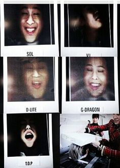 Hahhahahahaha Big bang!!!