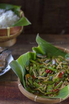 HESTI'S   KITCHEN : yummy for your tummy: Oseng Genjer