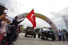 2016 Türkiye Trial Şampiyonası ikinci yarışı, 23-24 Nisan tarihlerinde Çanakkale'nin Çan ilçesinde düzenlendi.