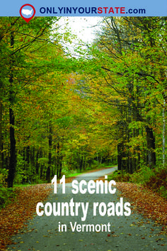 When it comes to fall foliage in VT, country roads provide the perfect mix of charm and scenery. These towns have great country roads to see it all. Dream Vacation Spots, Vacation Places, Places To Travel, Places To See, Vacation Ideas, Travel Destinations, Vacation Resorts, Dream Vacations, New England States
