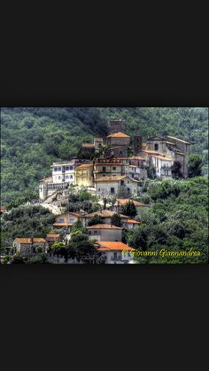 Where my Dad was born and many other Giannandrea's through the generations. Belmonte Castello, Frosinone, Lazio, Italy